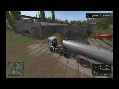 Farming Simulator 2017 Mods Fliegl STF 25000 VC MOD - SEE HOW TO INGREASE SPEED AND CAPACITY