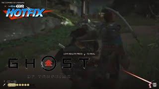 GDQ Hotfix presents Ghost of Tsushima Anniversary