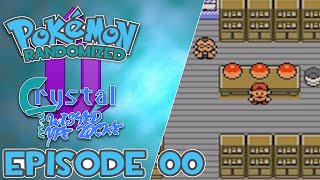 Pokemon :: Randomized Crystal Twisted Typelocke :: EP00 :: Choose My Starter!