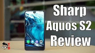 Sharp Aquos S2 Review and Hands-on: Flagship Bezel-Less Phone