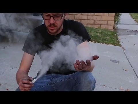 diy automotive smoke leak detector