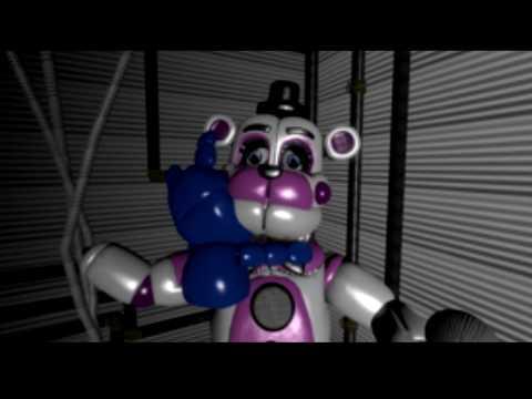 FNAF SL COMIC DUB BonBons Nightmare comic  bonniefan 3000