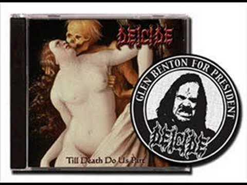 Deicide-New Album-Till Death Do Us Part