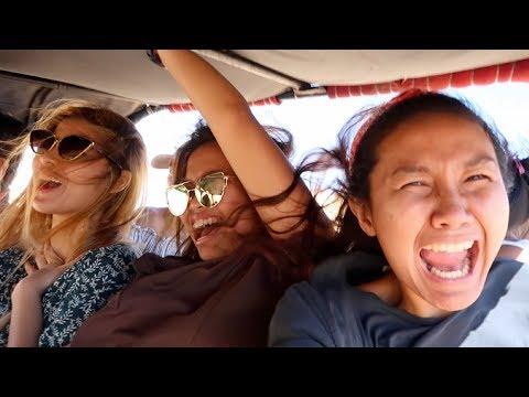 NEAR-DEATH EXPERIENCE in Mui Ne Sand Dunes!!!