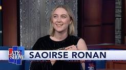 Saoirse Ronan Enjoyed Having The Emotional Upper Hand Over Timothée Chalamet In ''Little Women''