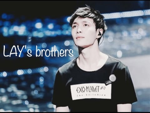 They are LAY's brothers forever