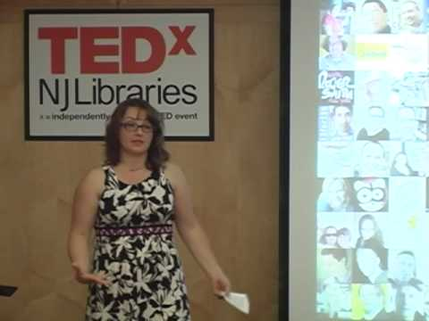 TEDxNJLibraries - Lynette Young - Digital Tribes