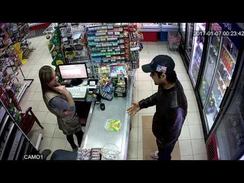 Убийца двух человек в Краснодаре попал на запись камеры видеонаблюдения