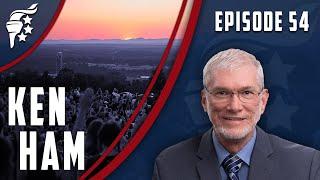 Answering Cultural Questions Through Genesis w/Ken Ham   Falkirk Podcast 54