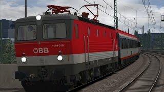 Let´s Test Train Simulator #7 / Test von München-Rosenheim