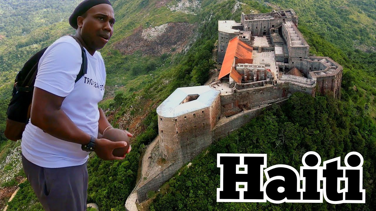 Haiti's Greatest Weapon - The Journey To Citadelle Laferrière 🇭🇹