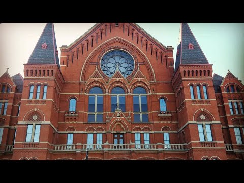 Ghosts in the Music Hall & Washington Park FALL 2017 - AV226