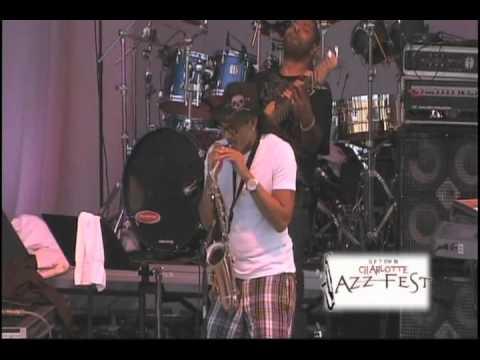 Uptown Charlotte Jazz Festival June 2011