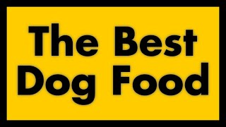 Good Dog Foods