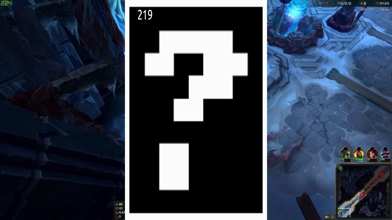 League Of Legends Zoom