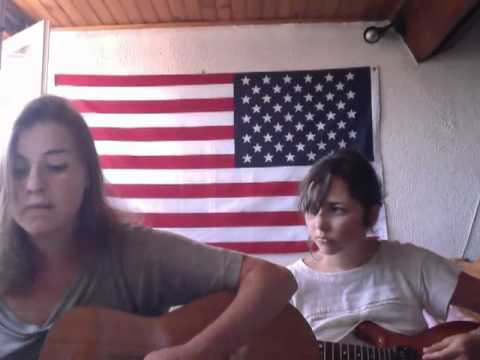 Sweet home Alabama acoustic cover by Manon & Aurélie