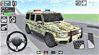 Offroad 4x4 Army Jeep G63 Drift Driver 2020 Android Game