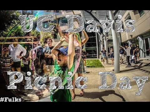 UC Davis Picnic Day 2014: Uncensored, Official Video, GoPro