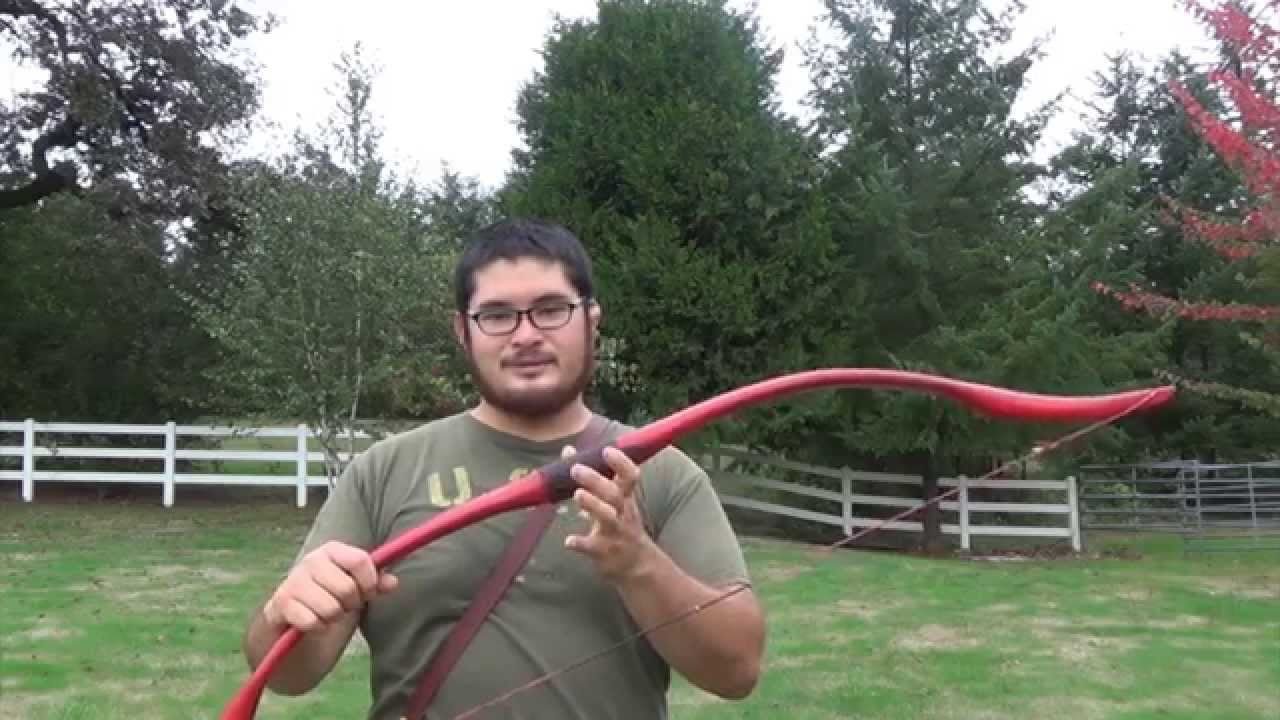 Introducing And Shooting The Adult Bow And Arrow Set For Charity   YouTube