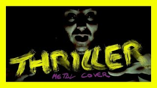 Thriller - Michael Jackson (Metal Cover by Barracuda Sound Studio)