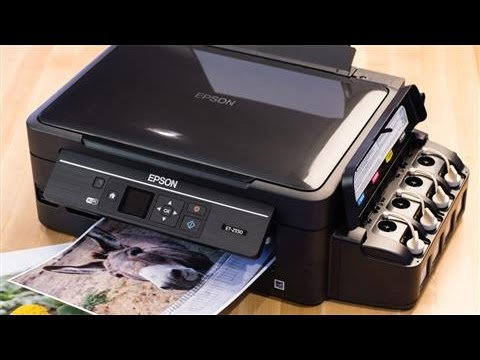 Epson EcoTank: The Printer That Doesn't Run Dry