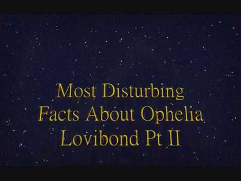 Most Disturbing Facts About Ophelia Lovibond Pt II