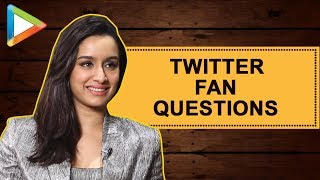 """Shraddha Kapoor: """"I would LOVE to be seen in a film with RANBIR KAPOOR"""" 