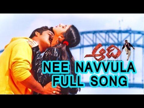 Nee Navvula Full Song ll Aadi movie ll Jr.N.T.R, Keerthi Chawla