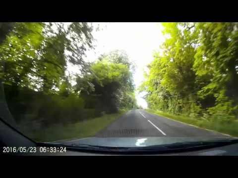 Morgan Sindall - Van driver crosses path of 60mph vehicle, whilst towing.