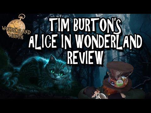 Tim Burton's Alice in Wonderland Review