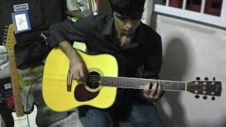 Burn For You - John Farnham (acoustic guitar cover)