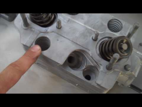 Porsche 911 Twin Plug & Big Valve Head Conversion