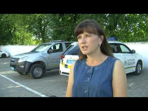 UA: ВОЛИНЬ: Правоохоронці вивчають справу водійки-порушниці, яка пошкодила декілька авто на вул. Станіславського