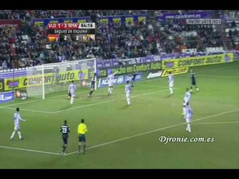 Gonzalo Higuaín - All Goals La Liga 2009/10
