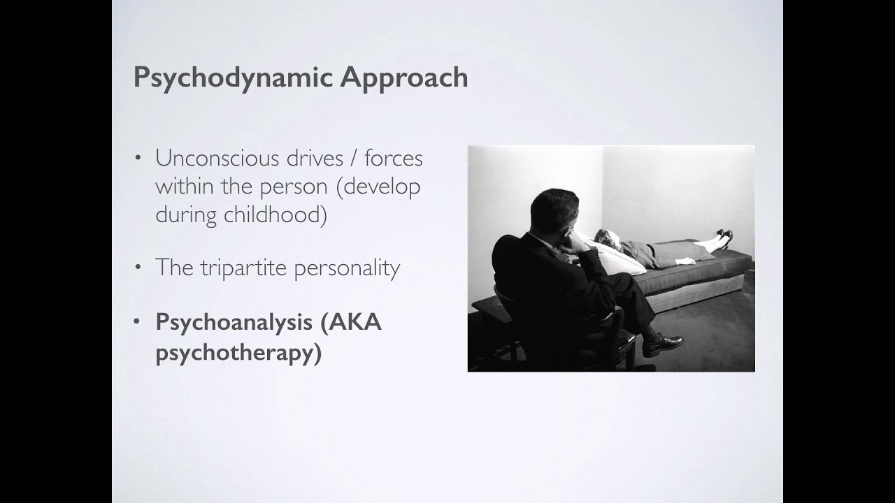 critical evaluation of the psychodynamic approach A psychodynamic approach offers patients a valuable treatment experience while allowing psychodynamic therapists are interested in the internal world of the patient thus, an individual's the vital process of assessment and evaluation is frequently compromised by the edicts of managed.