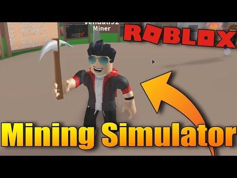 ÚPLNĚ NOVÝ MINING SIMULATOR?   ROBLOX: Minig Simulator