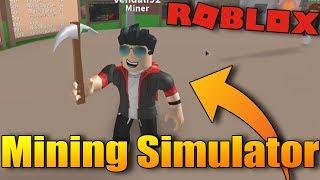 """PLN"" NOV- MINING SIMULATOR? | ROBLOX: Minig Simulator"