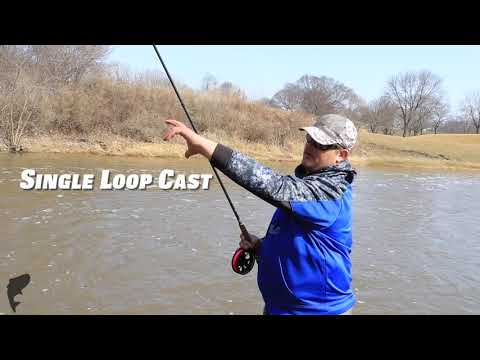 How To Cast A Centerpin Rod And Reel