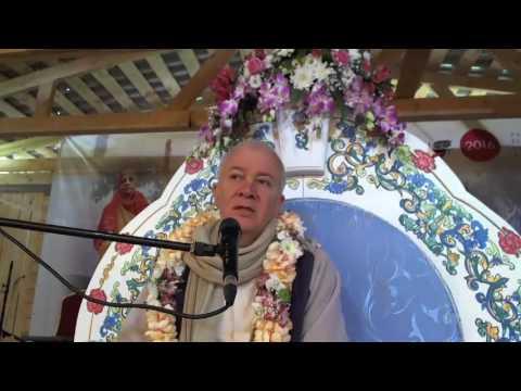 Шримад Бхагаватам 1.8.15 - Чайтанья Чандра Чаран Прабху