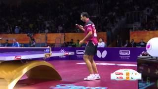 2015WTTC Men's Singles R3 ASSAR Omar(EGY) vs LEE Sangsu(KOR)