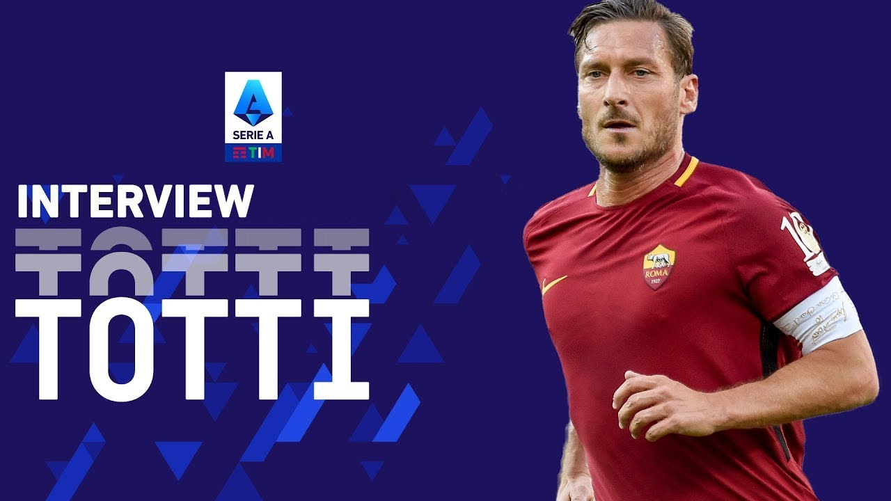 """Download Francesco Totti: """"Roma? My love is eternal"""" 