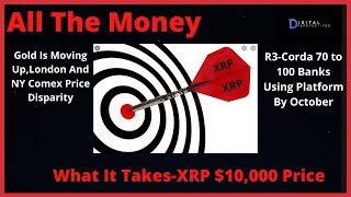 Ripple/XRP- Designed For $10,000 XRP (All The Money)