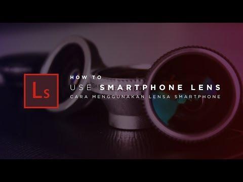 Tutorial Memasang Ring Lensa Fisheye, Wide & Macro
