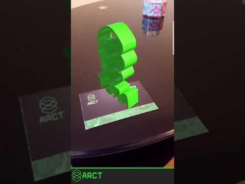 Ar business card youtube ar business card reheart Choice Image