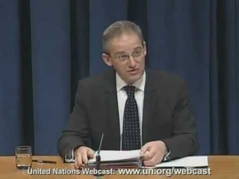 """UN: We still consider Gaza """"occupied"""""""