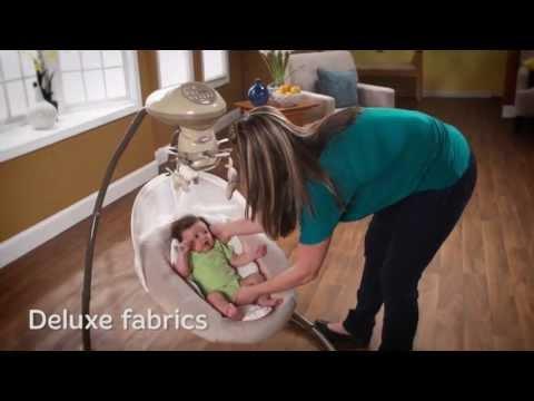 My Little Snugapuppy Cradle n' Swing™ - Best Baby Swings | Fisher-Price