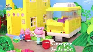 Stavebnica Peppa Pig Camper PlayBIG Bloxx BIG
