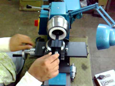 Bangle Amp Ring Turning Lathe Finishing Machine Youtube