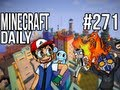 Minecraft Daily | Ep.271 | Ft. Kevin, ImmortalHd and Steven | FOSSILS COME ALIVE!