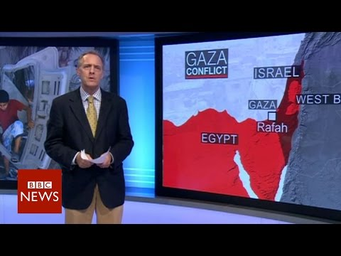 Why has Israel-Gaza conflict flared? - BBC News